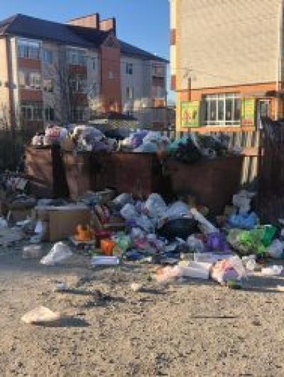 мусор 4