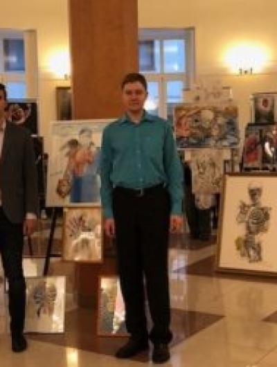 Студент орловского мединститута стал лауреатом международного конкурса2