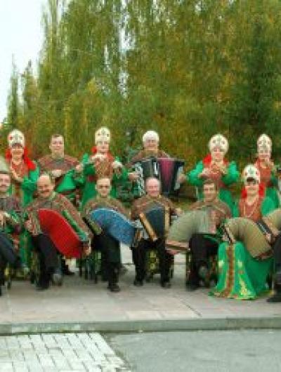 ансамбль ливенская гармошка 2