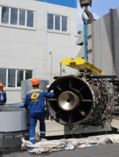 Демонтаж газогенератора (1)