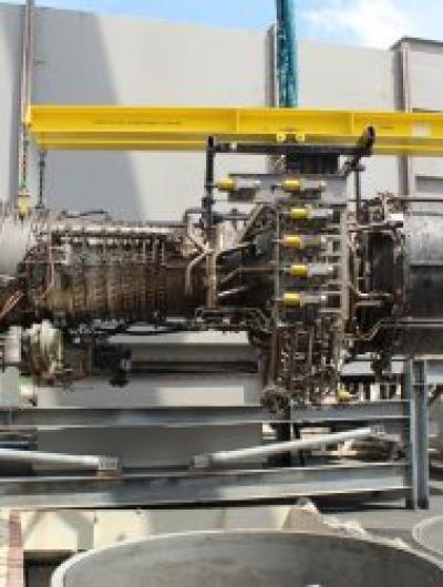 Демонтаж газогенератора (2)